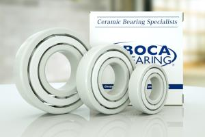 Angular Contact Full Ceramic Bearings