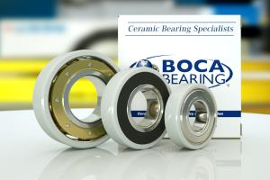 Ceramic Insulated Bearings