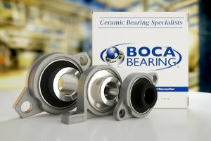 Mounted Unit Miniature Bearings