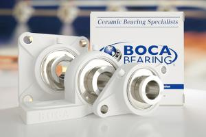 Mounted Unit Thermoplastic Bearings