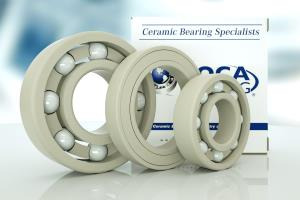 Radial PEEK Bearings