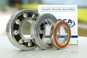 Radial Deep Groove Bearings by Boca Bearings :: Ceramic