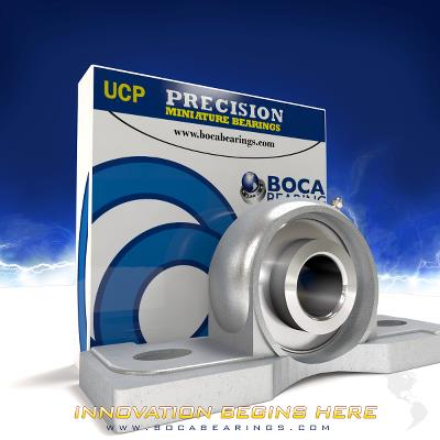 Pillow Block Stainless Steel UCP