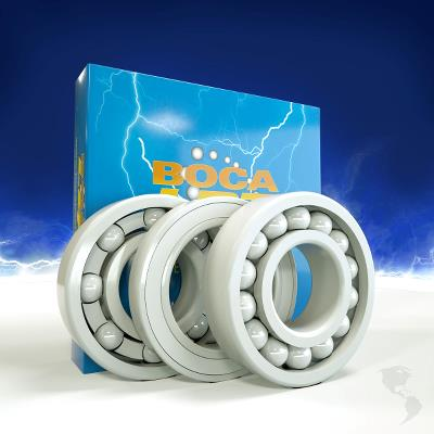 Radial Full Ceramic Bearings Deep Groove Miniature By Boca Bearings Ceramic Bearing Specialists