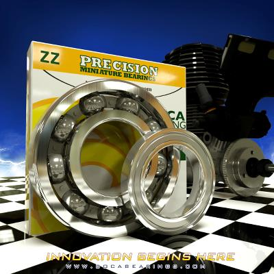 Stainless Steel by Boca Bearings :: Ceramic Bearing Specialists