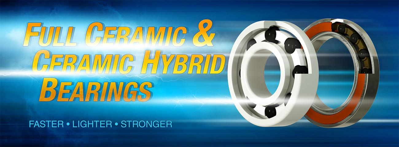 Leader in Ceramic Bearing Technology
