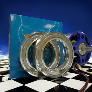 Ceramic lightning by boca bearings ceramic bearing for Ceramic bearings for electric motors