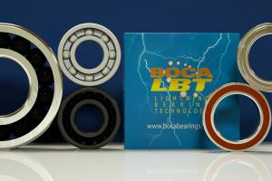Ceramic Hybrid & Full Ceramic Bearings