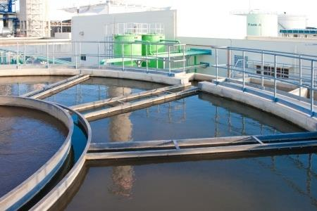 Wastewater Treatment Industrial Bearings