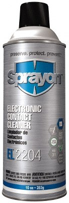 EL2204 ELECTRICAL CONTACT CLEANER 16 OZ