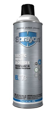 EL703 ELECTRIC MOTOR DEGREASER 20 OZ