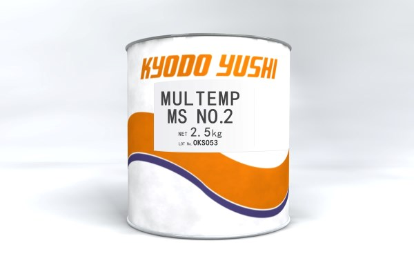 KYODO YUSHI MULTEMP MS NO.2 GREASE 2.5KG