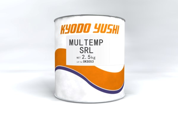 KYODO YUSHI MULTEMP SRL GREASE 2.5KG CAN