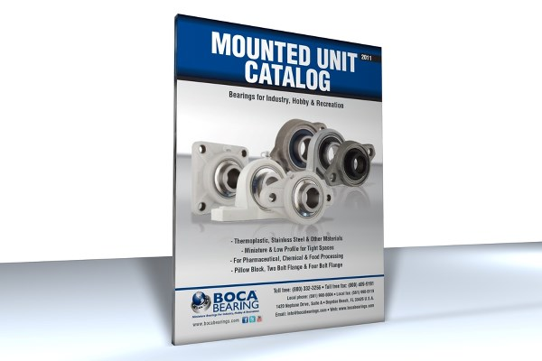 MOUNTED UNIT BEARING CATALOG