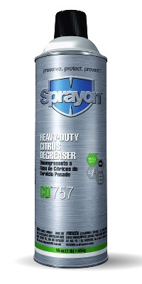 CD757 HEAVY DUTY CITRUS DEGREASER