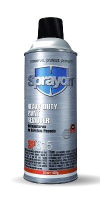 SP615 HEAVY DUTY PAINT REMOVER