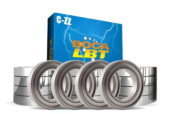 Econo Power Metal Shielded Inline Skate Bearing Multi Packs