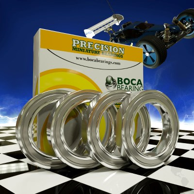 Econo Power On Road RC Car and Truck Bearing Multi Packs