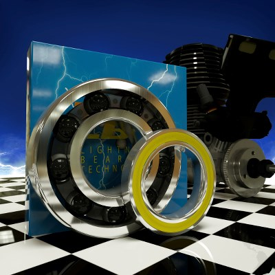 ZDZ ENGINES 40 RV-RE 40CC RC Engine Bearings Bearing Applications
