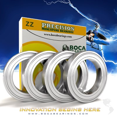 RC Helicopter Bearings Bearing Applications