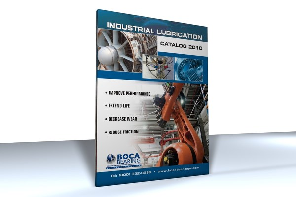 INDUSTRIAL LUBRICATION CATALOG
