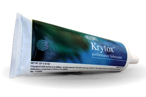 KRYTOX GPL 204 GREASE 8OZ TUBE