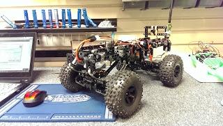 Autonomous Rover Part 5: Using the ArduPilot Mega(APM) and