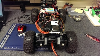Autonomous Rover Part 5: Using the ArduPilot Mega(APM) and
