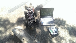 Autonomous Rover Part 5: Using the ArduPilot Mega(APM) and GPS by
